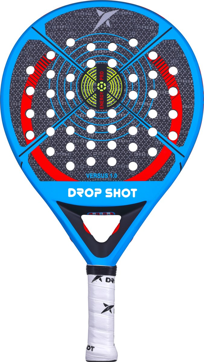 Drop Shot Versus 1.0 DS1800014 Tennisracket-Unisex-Blauw