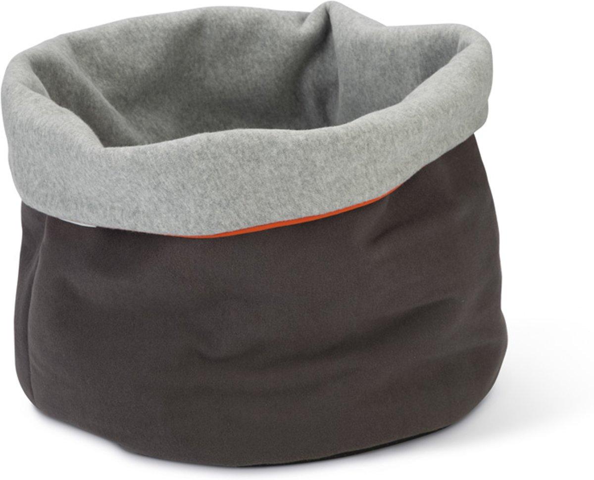 Beeztees Binoc - Kattenmand - Grijs - 45x45x40 cm