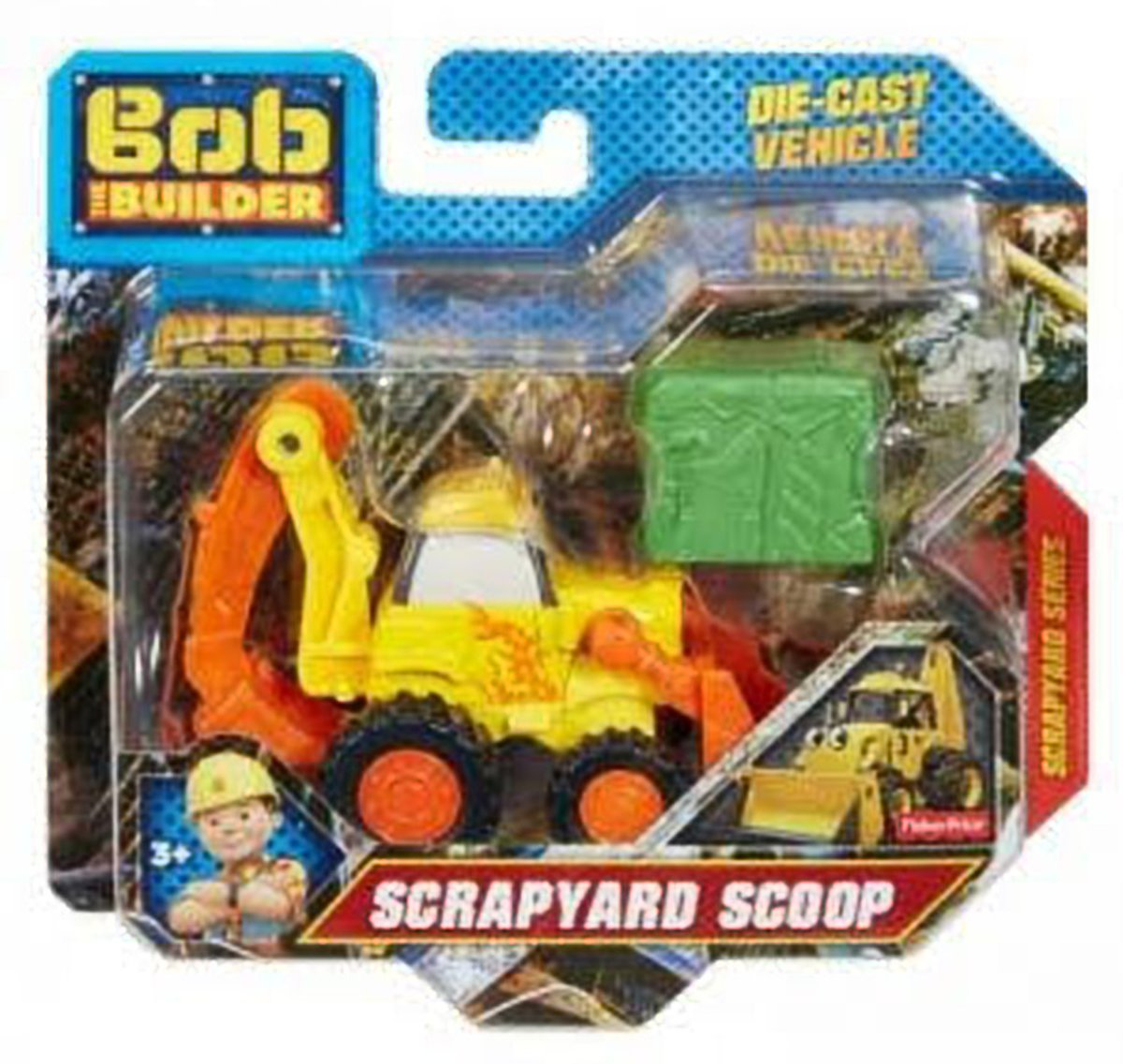 Bob de Bouwer Scapyard Scoop