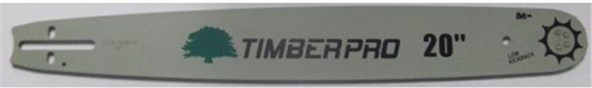 "Timberpro - zwaard Ketting - 50cm 20"" zaagblad voor kettingzaag 62cc en 58cc"