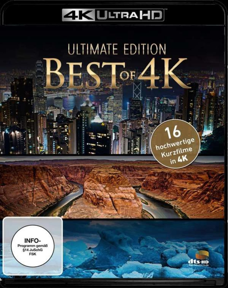 Best of 4K (4K UHD)-