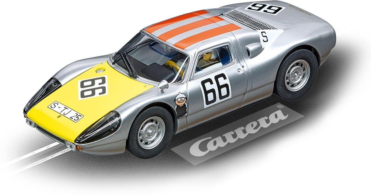 Carrera Evolution Racebaanauto Porsche 904 Carrera Gts 1:32 Grijs