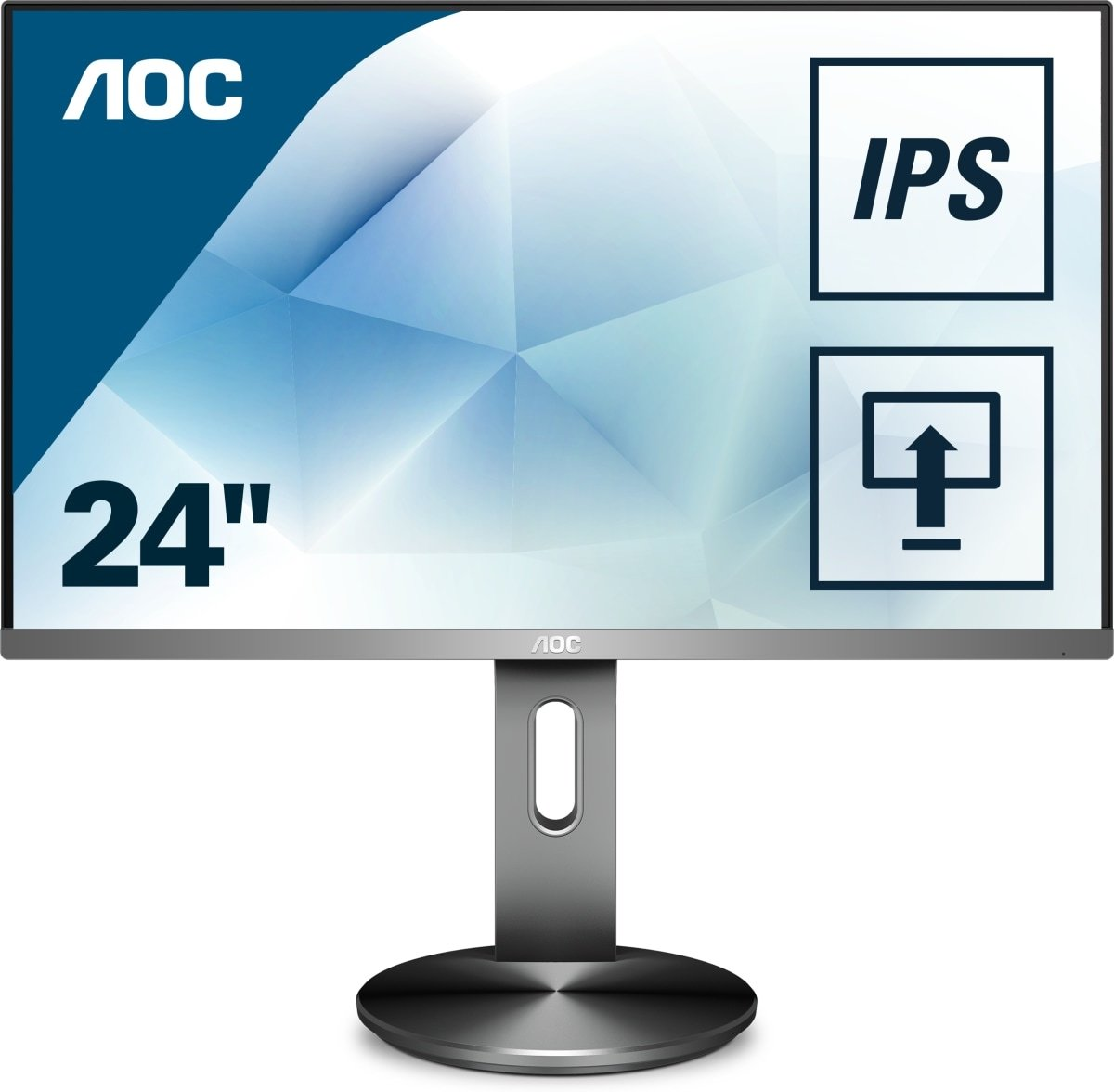 AOC I2490PXQU/BT - Full HD IPS Monitor