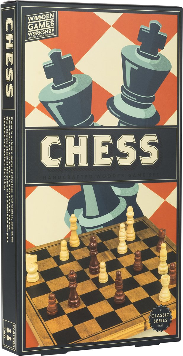 Chess - Schaakspel
