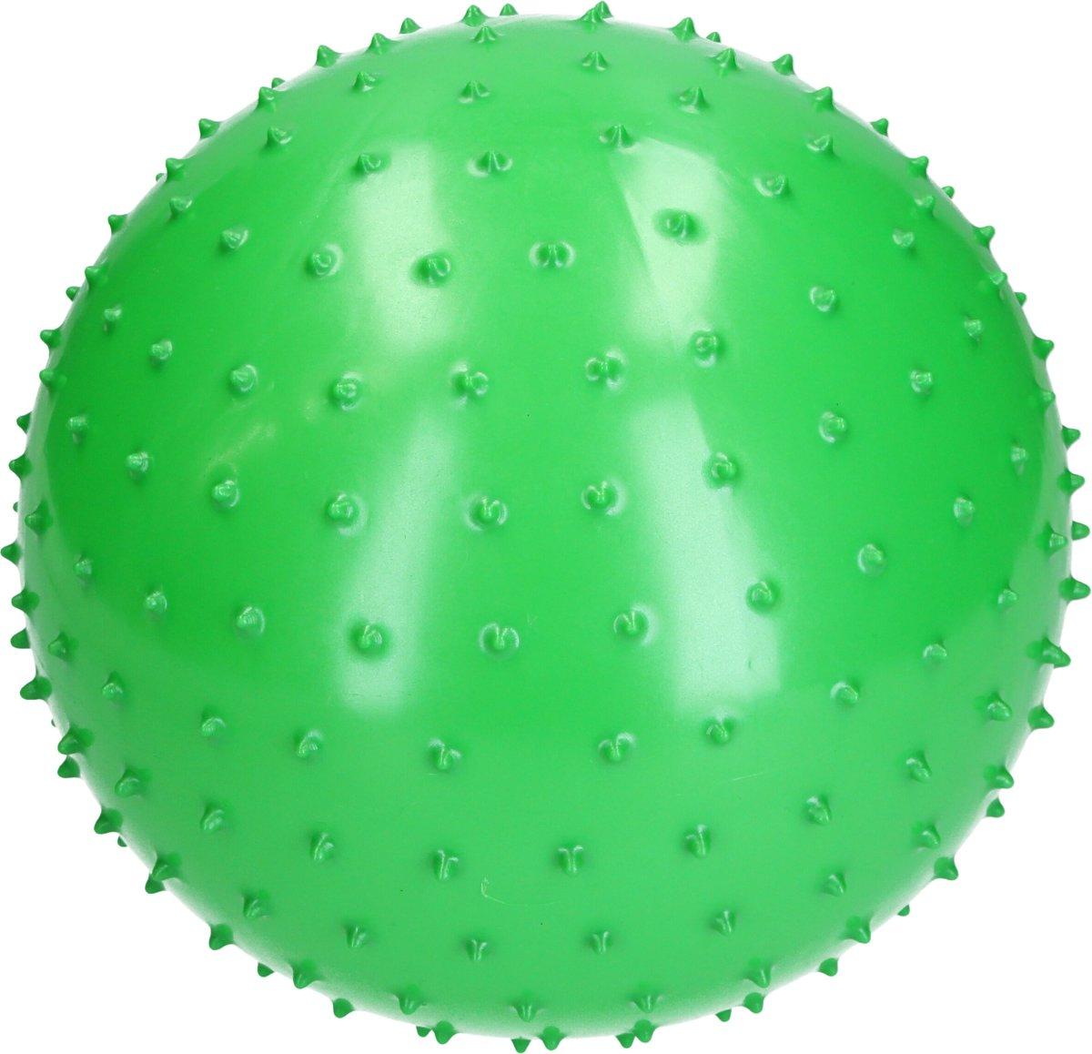 BDO Speelbal Educatief – Ideaal voor Binnen – 25cm – Groot Formaat – Groen