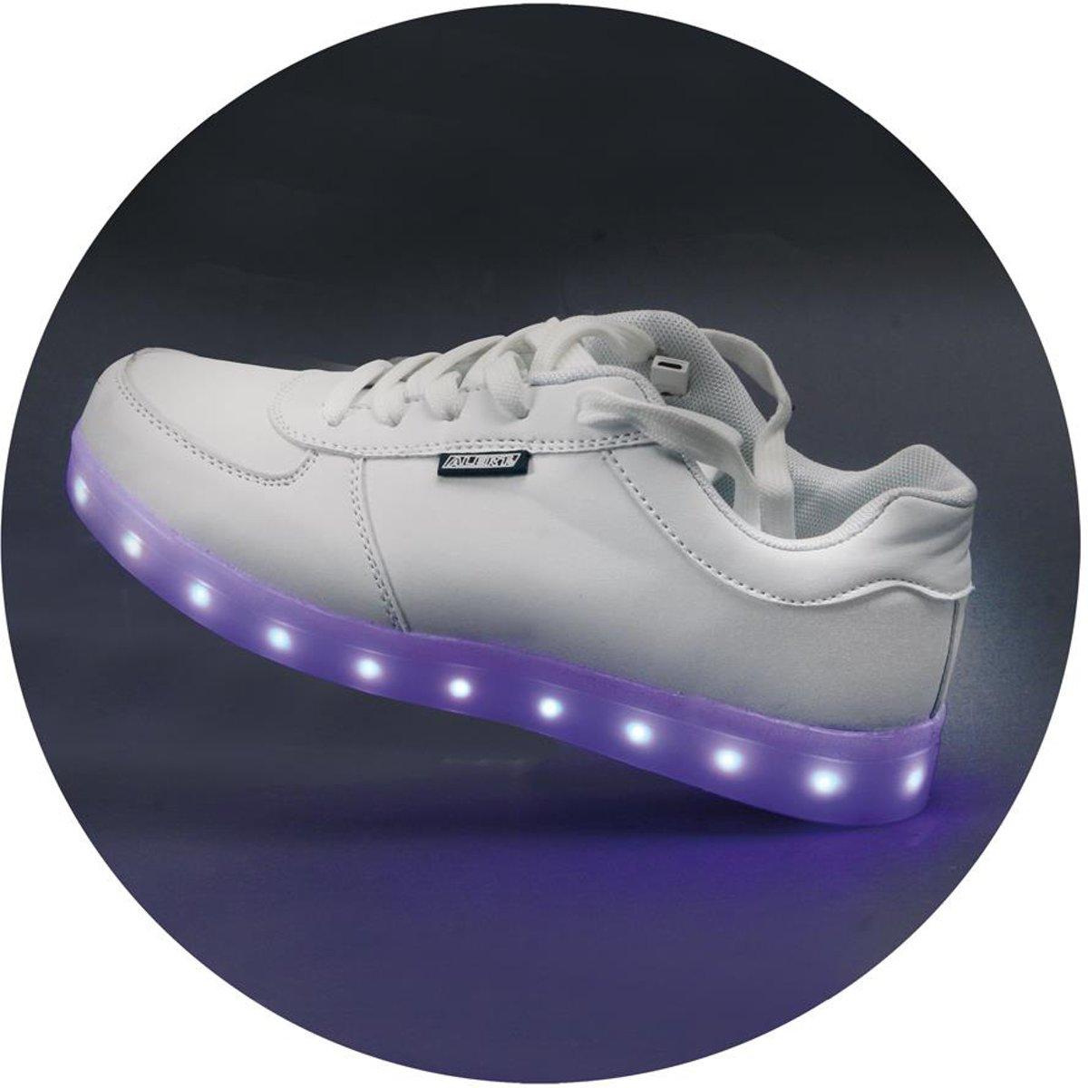 2fa62fbbafc bol.com | ALERT LED Sneakers met Instelbaar Licht - Schoenen - Maat 41,  Otto Simon | Speelgoed