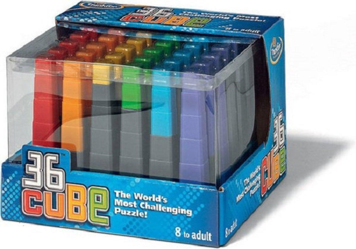 36 Cubes
