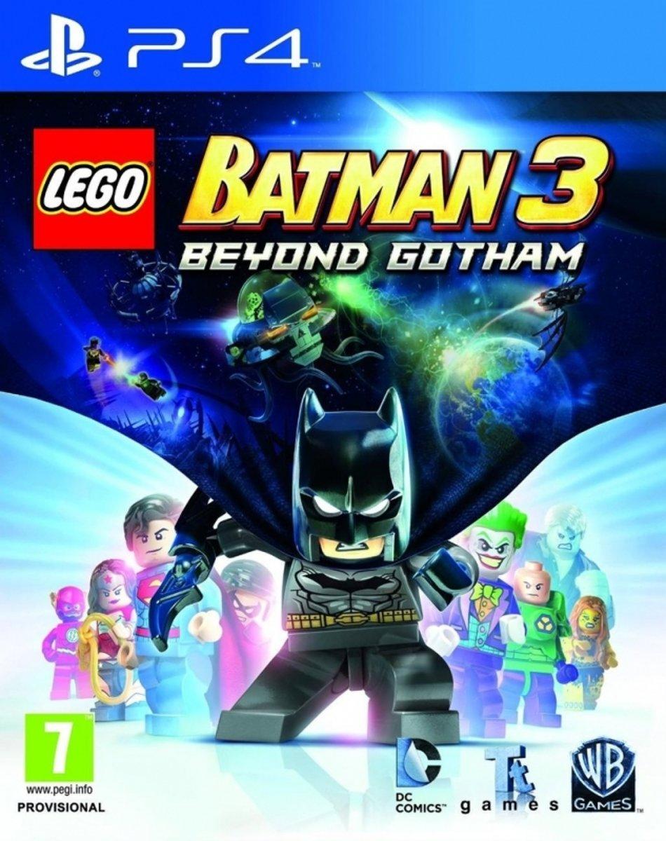 Lego Batman 3: Beyond Gotham /PS4 kopen