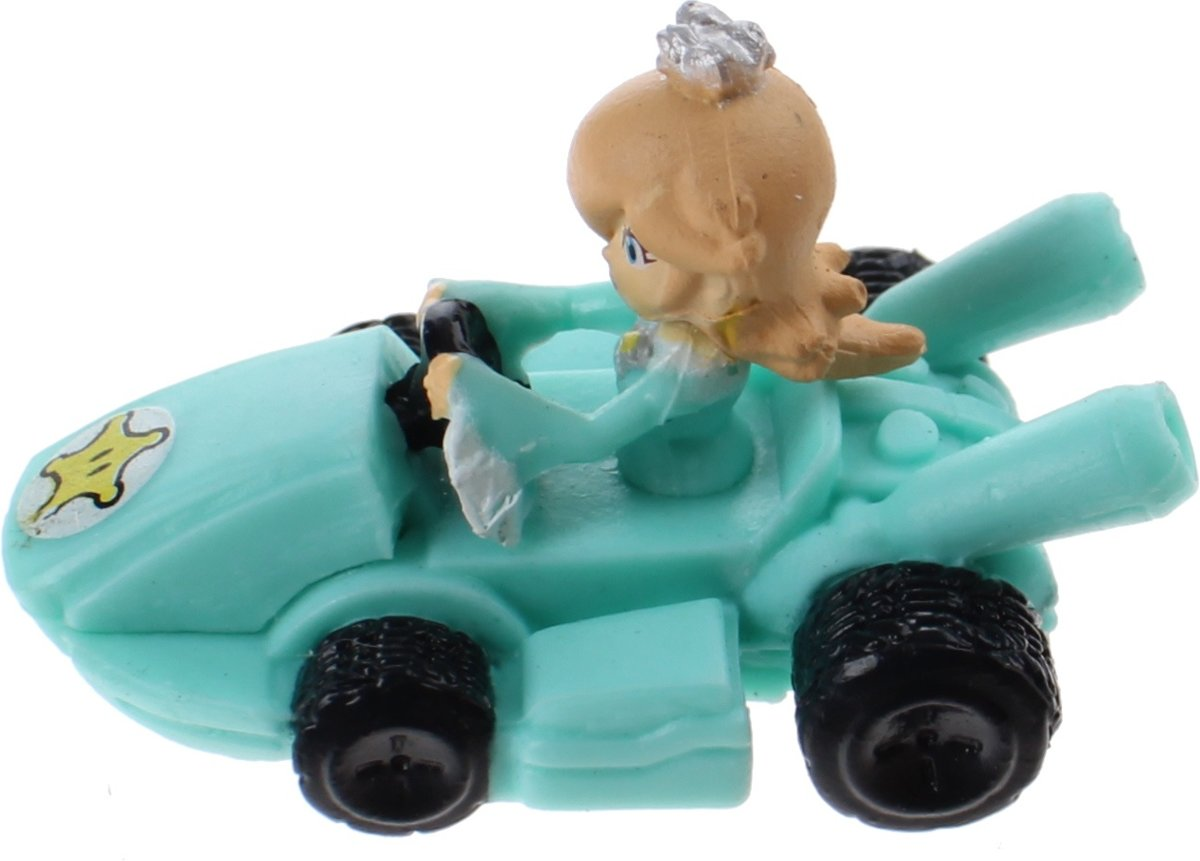 Hasbro Monopoly Gamer Mario Kart Power Packs 4 Cm Lichtblauw