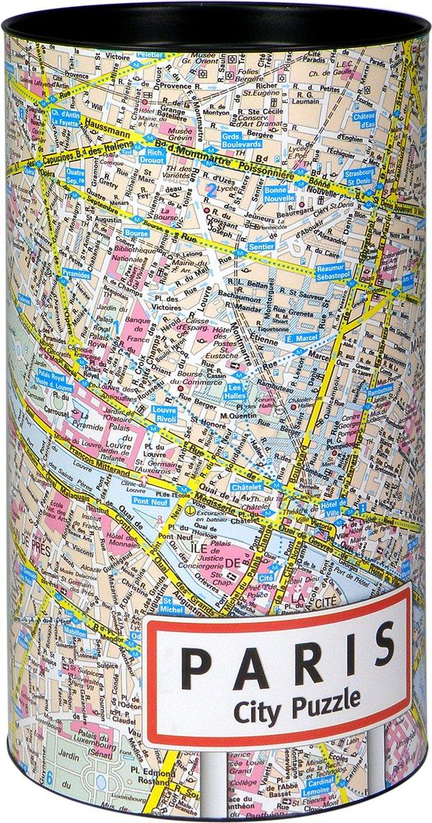 City Puzzle Parijs - Puzzel - 500 puzzelstukjes