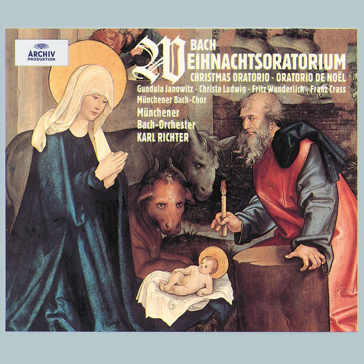 Weihnachts-Oratorium (Complete) kopen