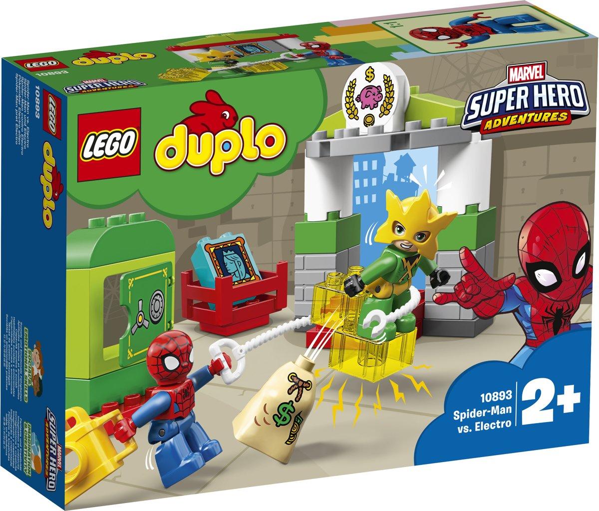 DUPLO - Spider-Man vs. Electro
