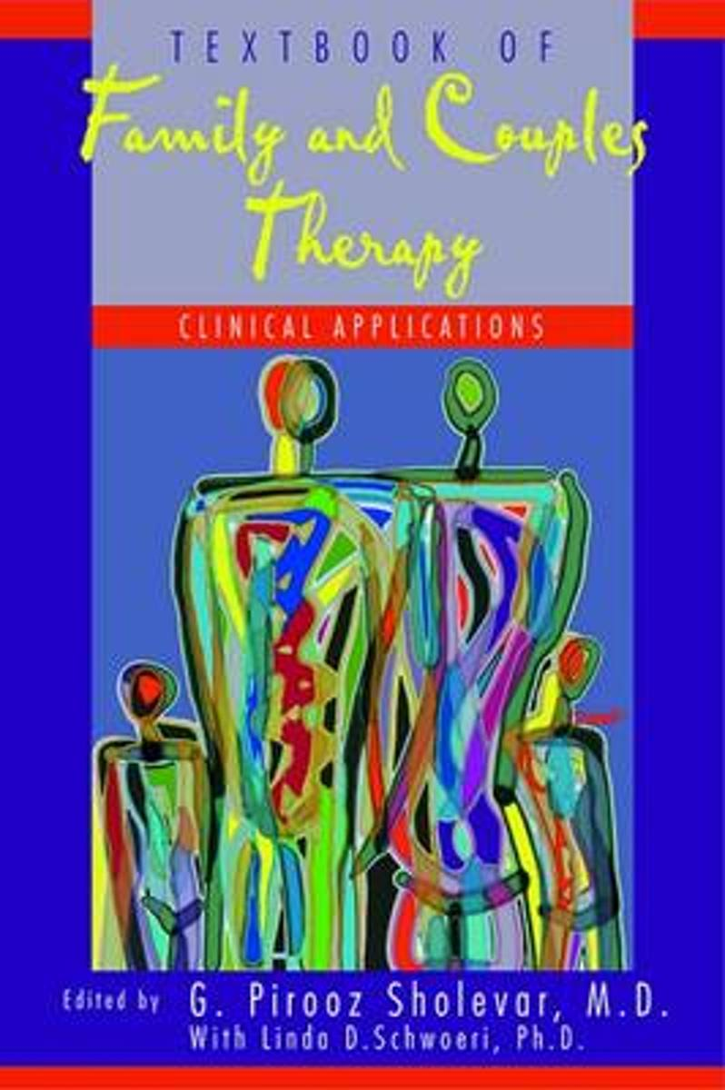 Bol Textbook Of Family And Couples Therapy 9780880485180 G