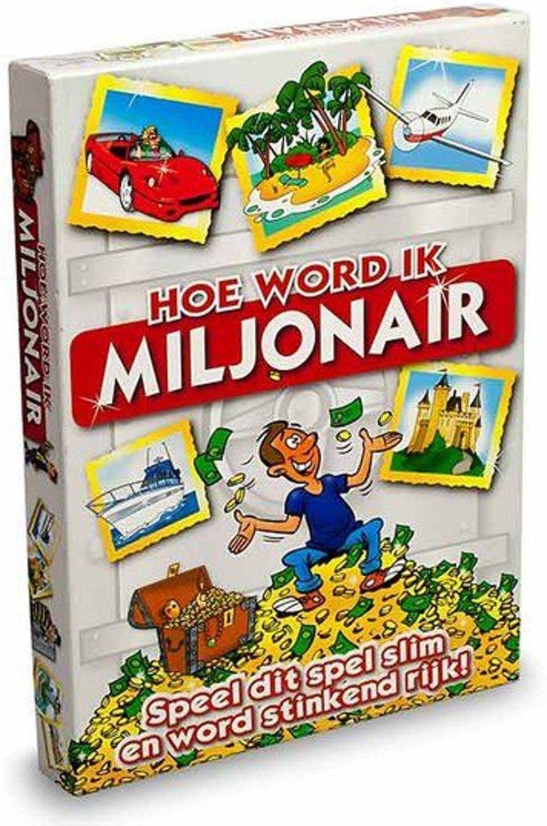 miljonair worden spel