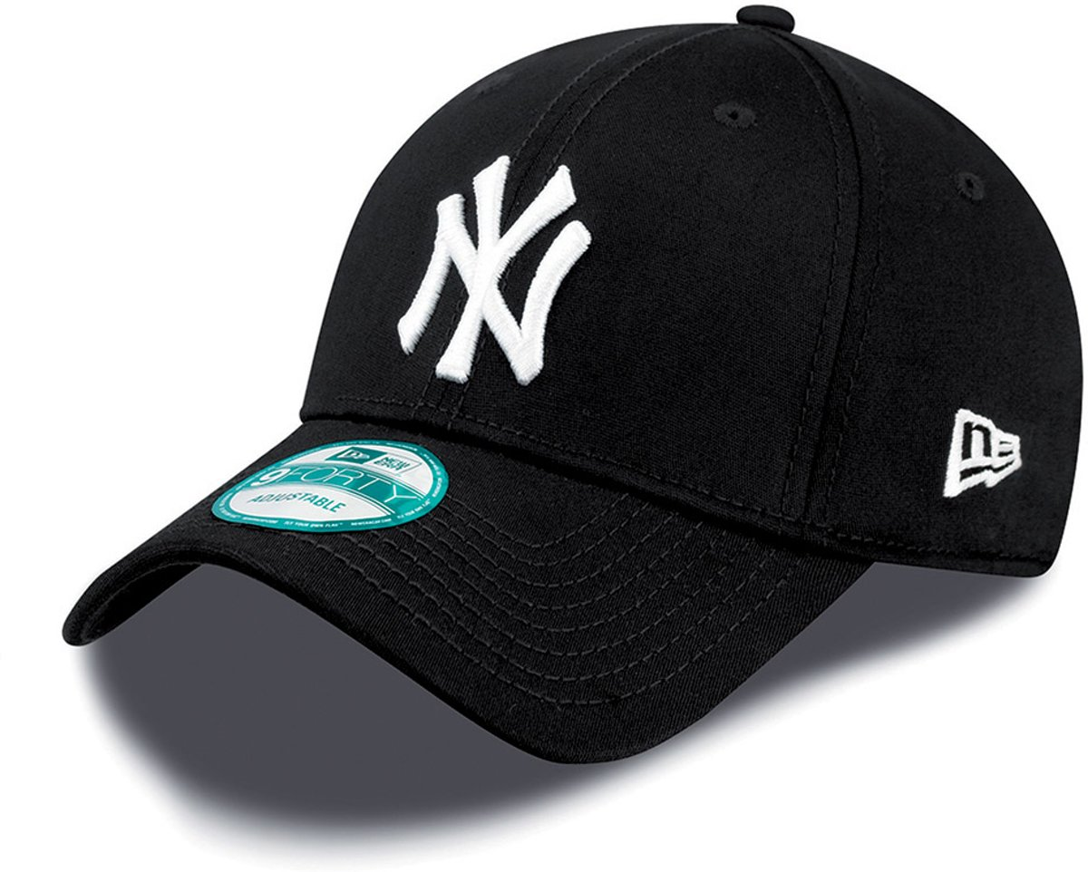 c278dd2f205 New Era MLB New York Yankees Cap - 9FORTY - One size - Black/White