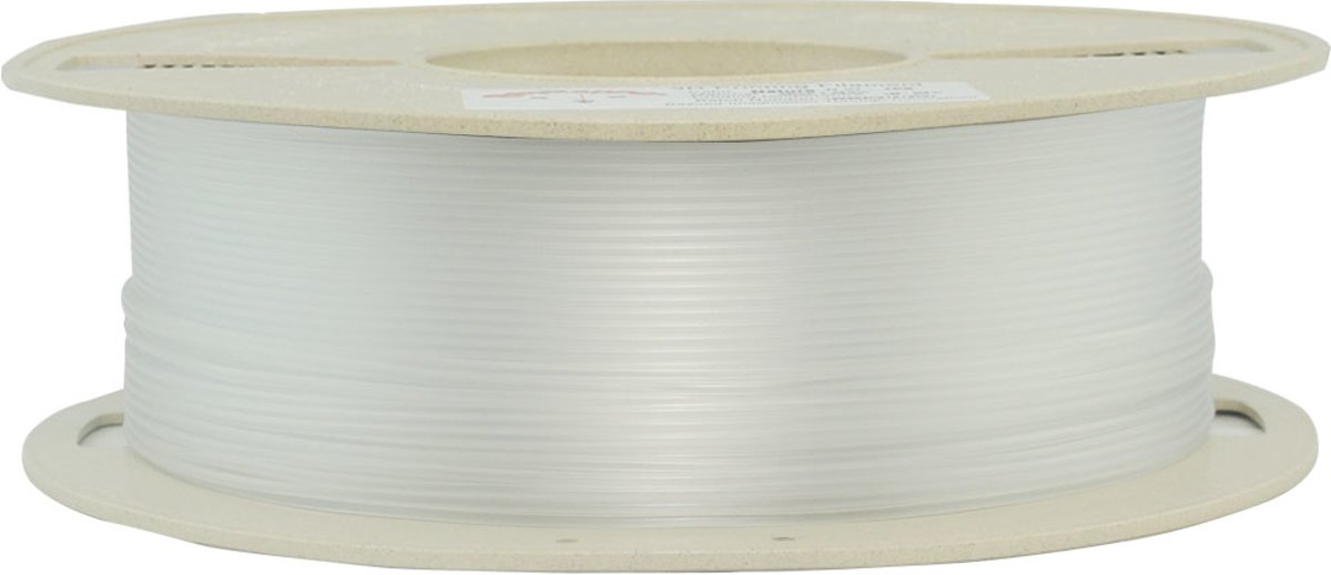 1.75mm transparant PLA filament