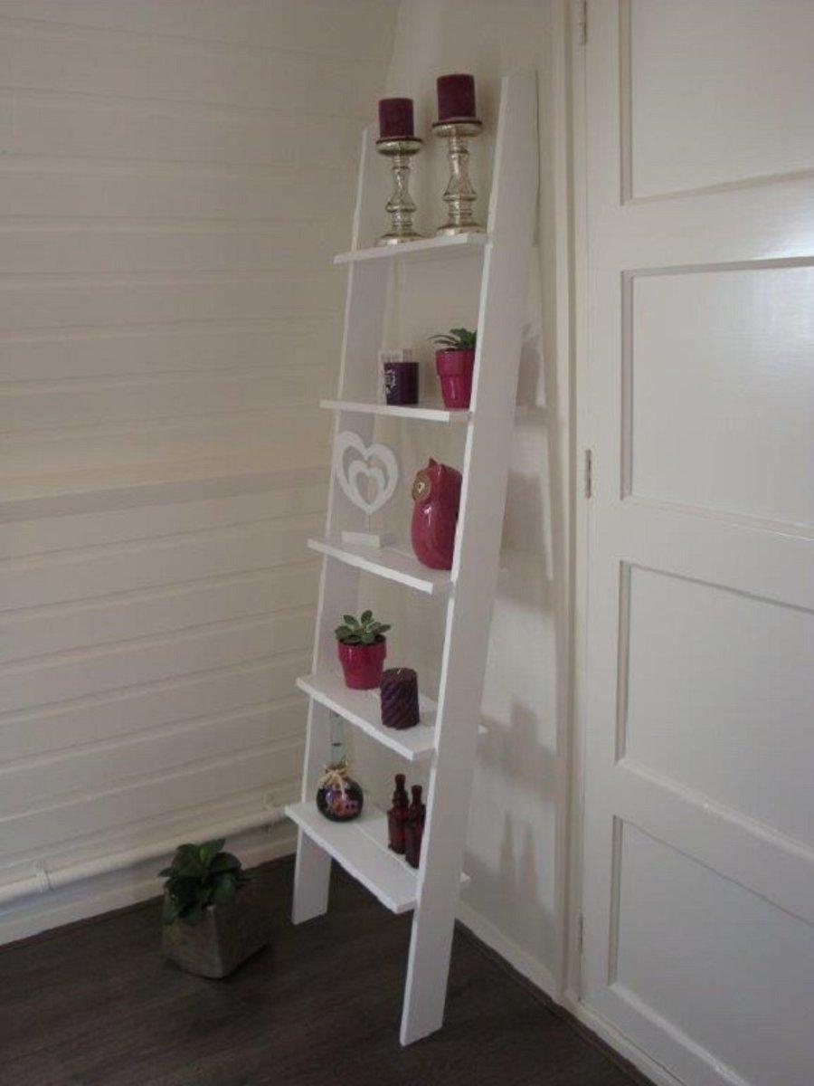 Bolcom Decoratie Ladder Ladderkast