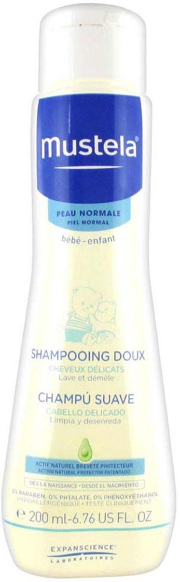 Mustela Baby Shampoo 200ml - Droge huid kopen