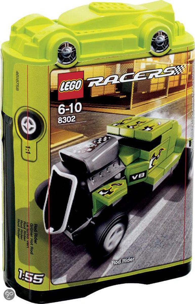 LEGO Racers Rod Rider - 8302
