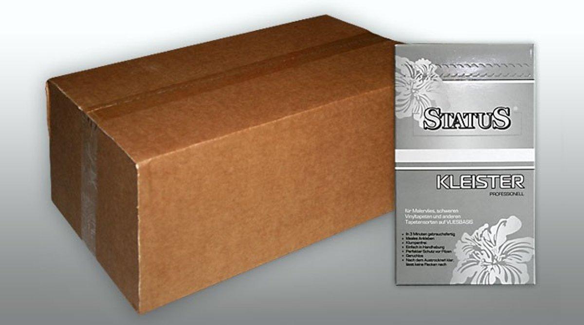 STATUS PROFI-behanglijm extra sterk voor behang met vliesrug en schimmelbescherming | 1 doos 5 kg voor max. 800 m2 kopen