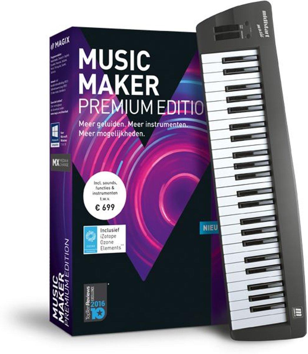 Magix Music Maker Control 2017 kopen
