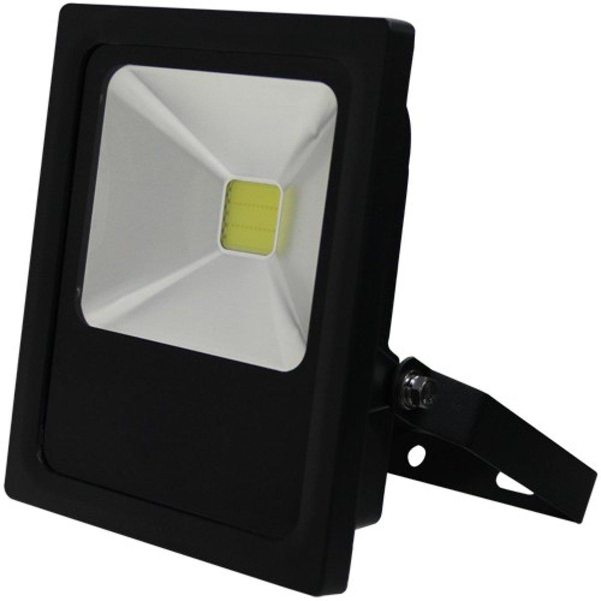 LED Schijnwerper 20W IP65 RGB + RF afstandsbediening