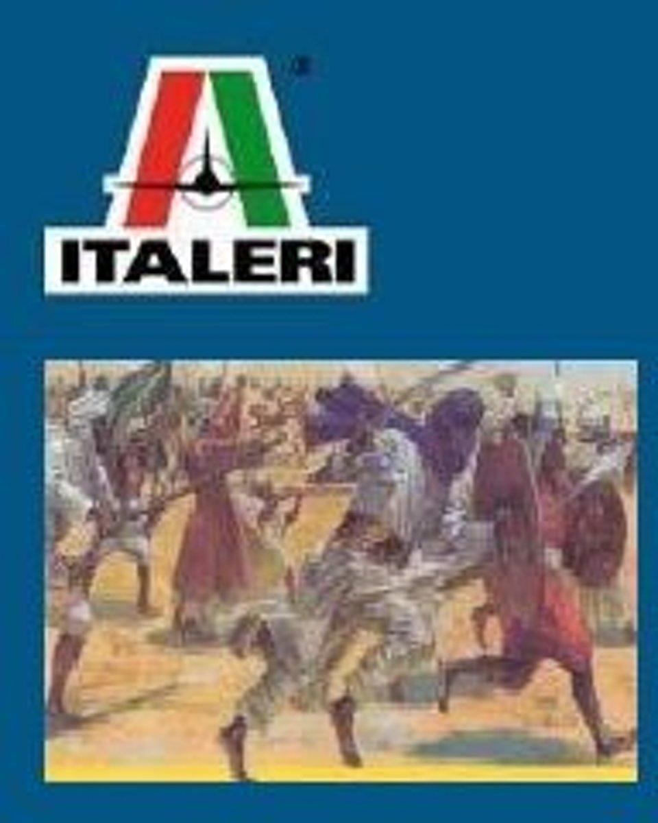 Italeri - Arab Warriors 1:72 (Ita6055s)