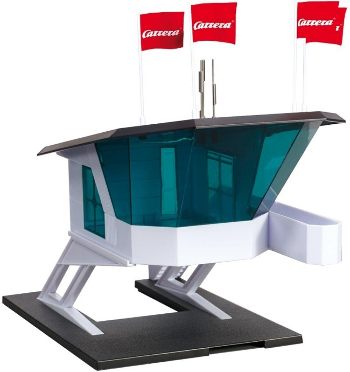 Carrera Controletoren -racebanen - 1:32 - 1:24