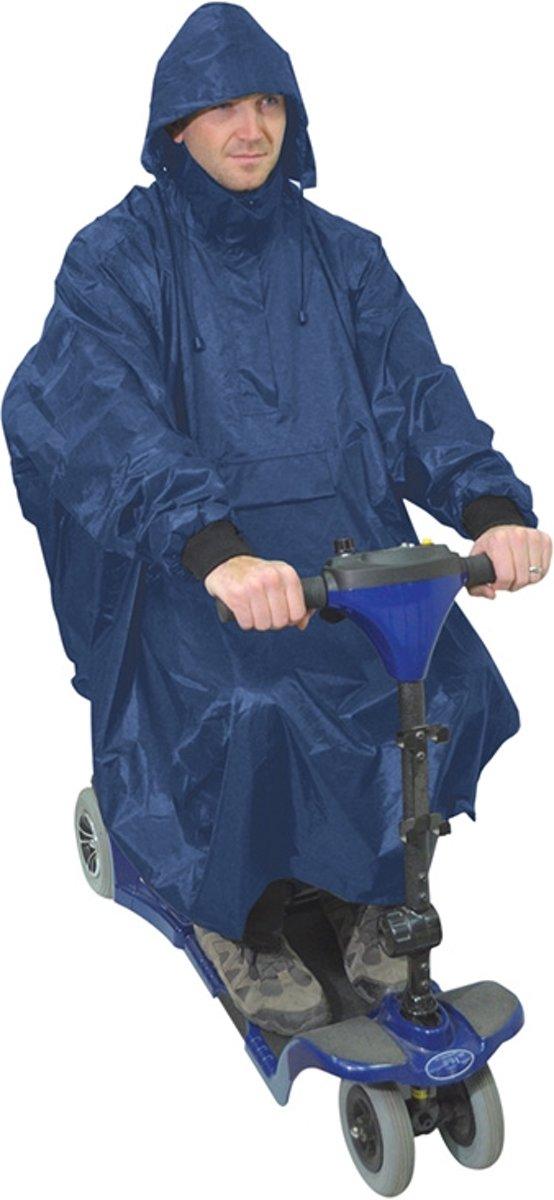 Aidapt regenjas scootmobiel - met mouwen kopen