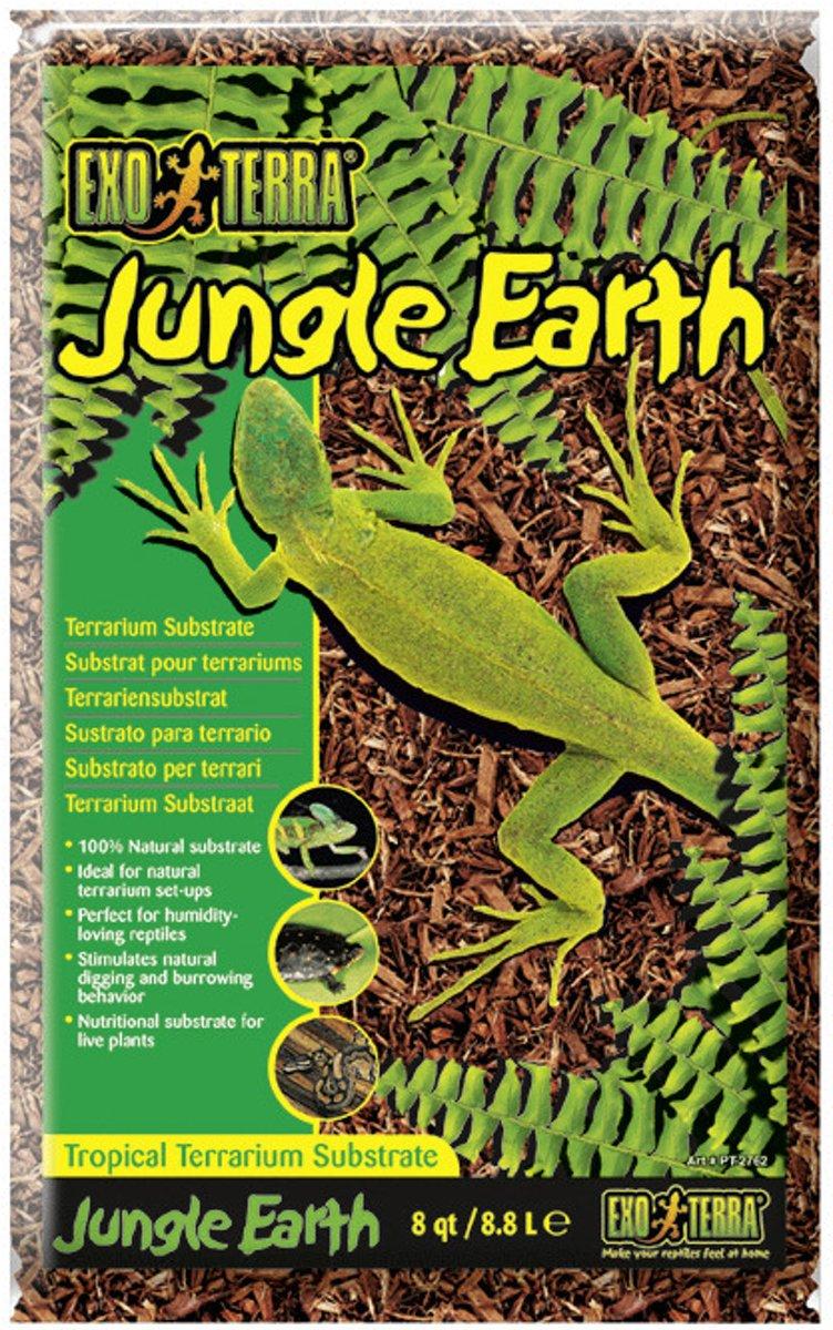 Exo Terra Tropische Substraat Jungle Earth 8.8 l