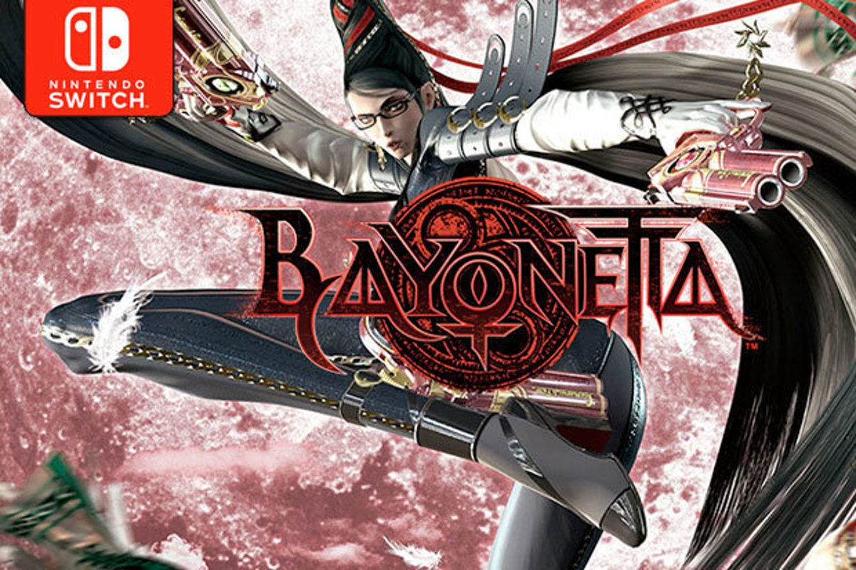 Bayonetta 3 Switch