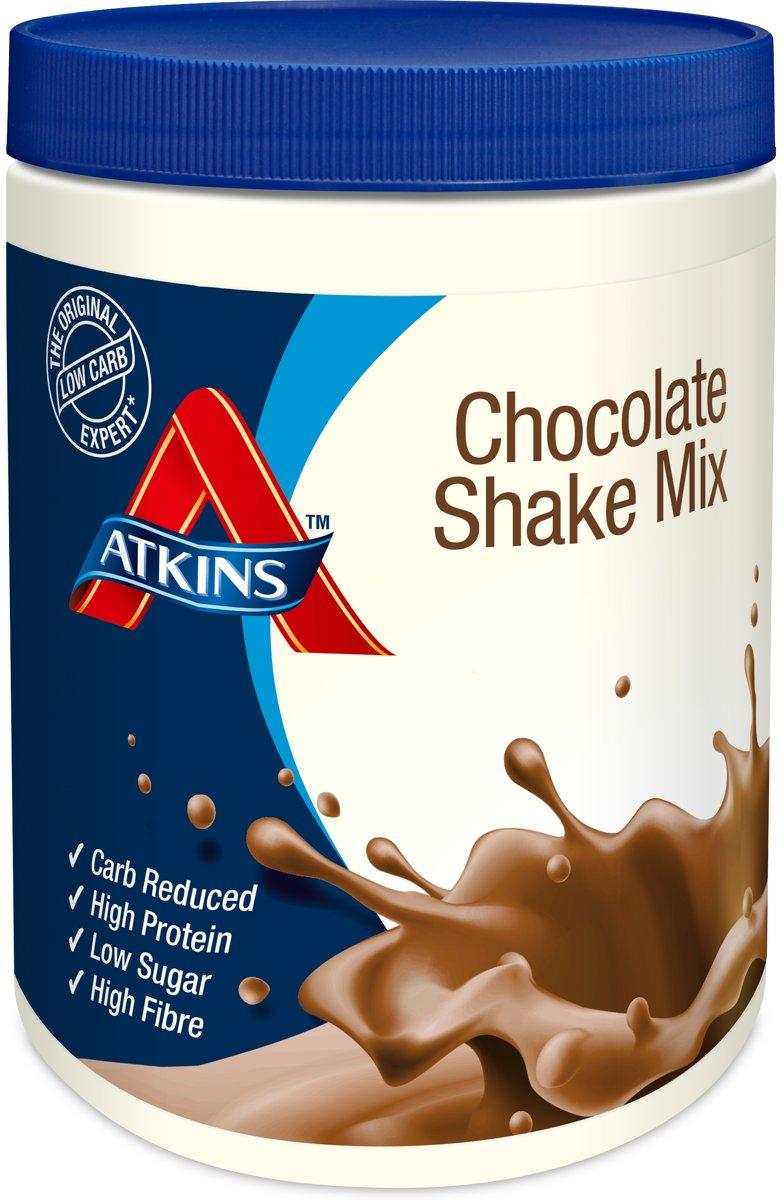 Foto van Atkins Advantage Shake Mix Chocolade