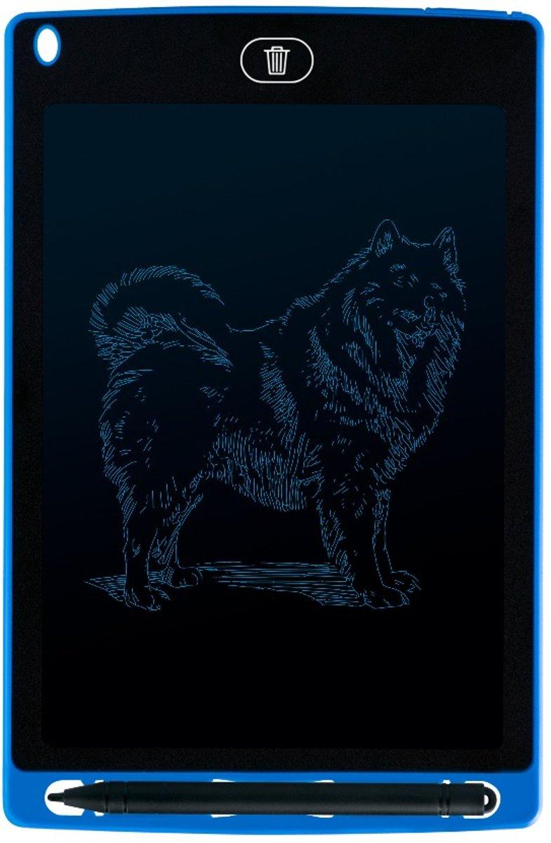 """Sinji Digitaal Tekentablet 8,5"""" Blauw - Drukgevoelig - Kinder tablet "" kopen"