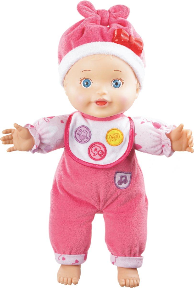 VTech Little Love Praat Met Mij Baby - Babypop
