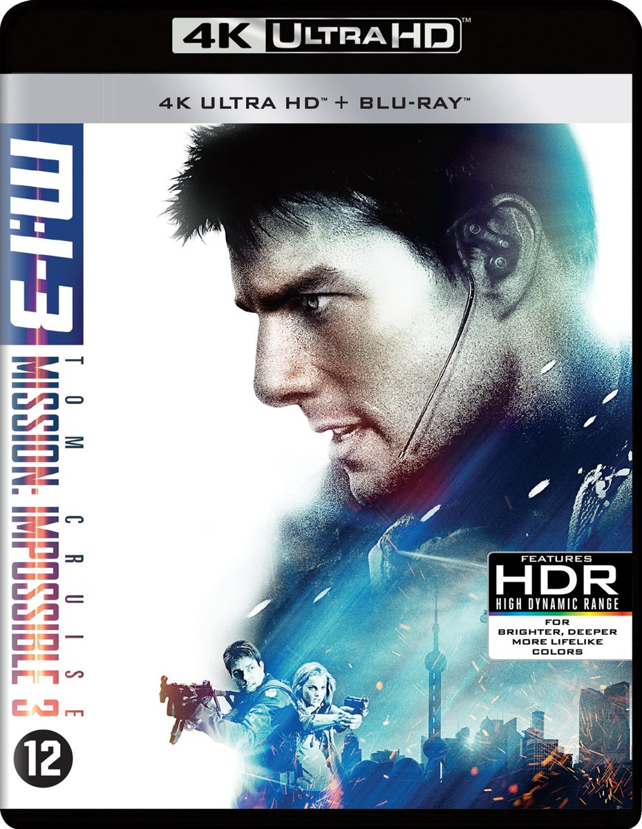 Mission: Impossible III (Ultra HD Blu-ray)-