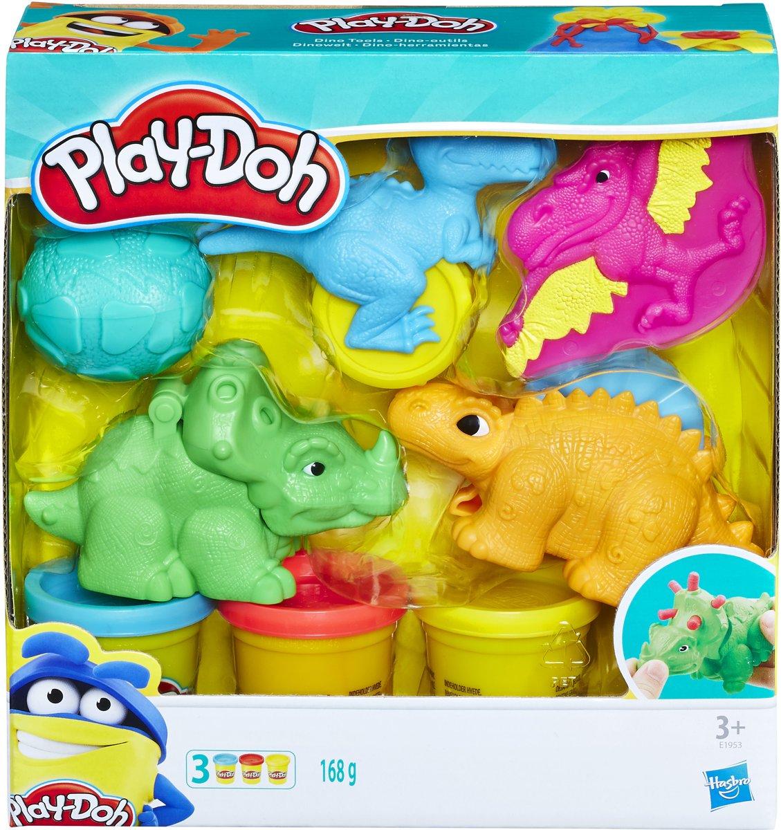 Play-Doh Dino Tools - Klei Speelset