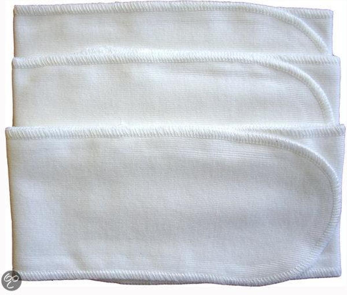 Bolcom Isi Mini Baby Uitzetpakket Basis Wit