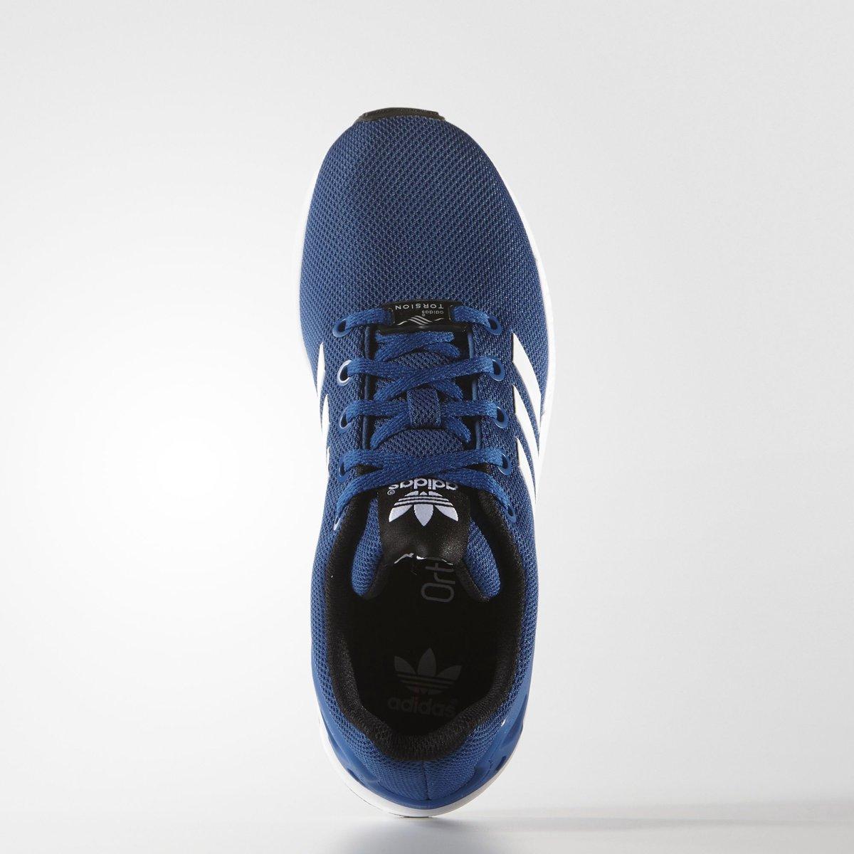newest aa19b 4c224 bol.com  Adidas ZX Flux K blauw maat 34