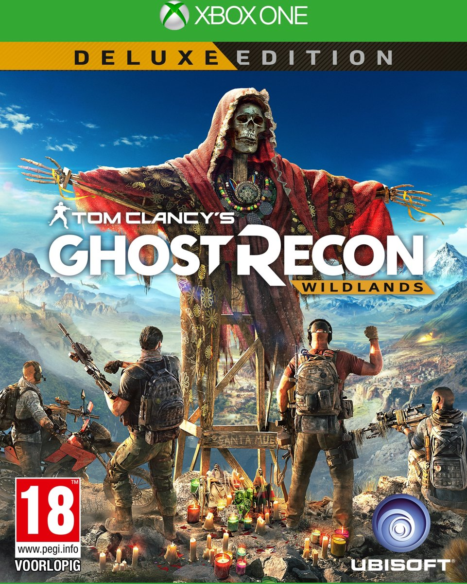 Ghost Recon: Wildlands - Deluxe Edition Xbox One