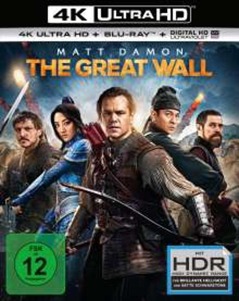 The Great Wall (Ultra HD Blu-ray & Blu-ray)-
