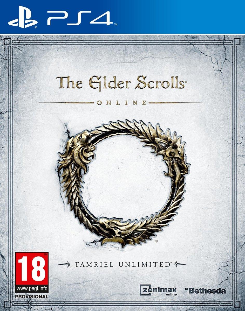 The Elder Scrolls Online: Tamriel Unlimited PlayStation 4