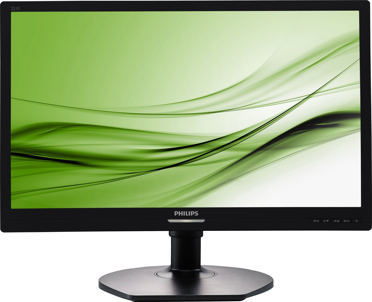 Philips 221S6LCB - Full HD Monitor