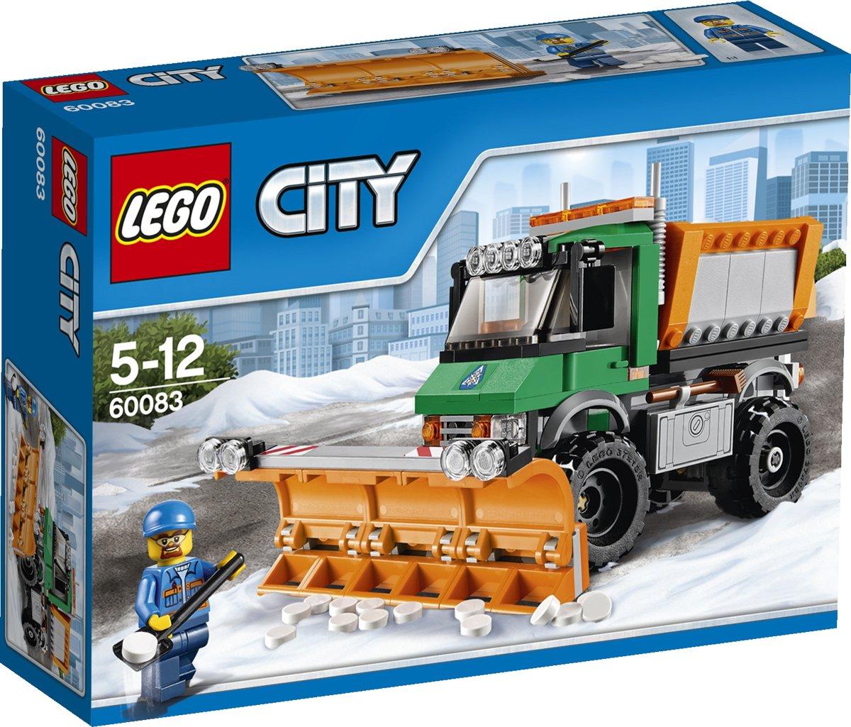 LEGO City Sneeuwtruck - 60083