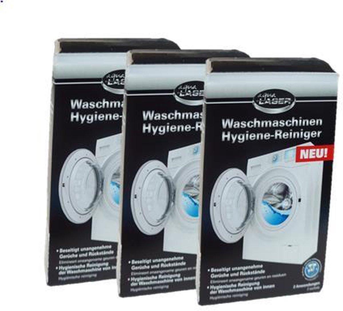 Wasmachine hygienereiniger - Aqua Laser kopen
