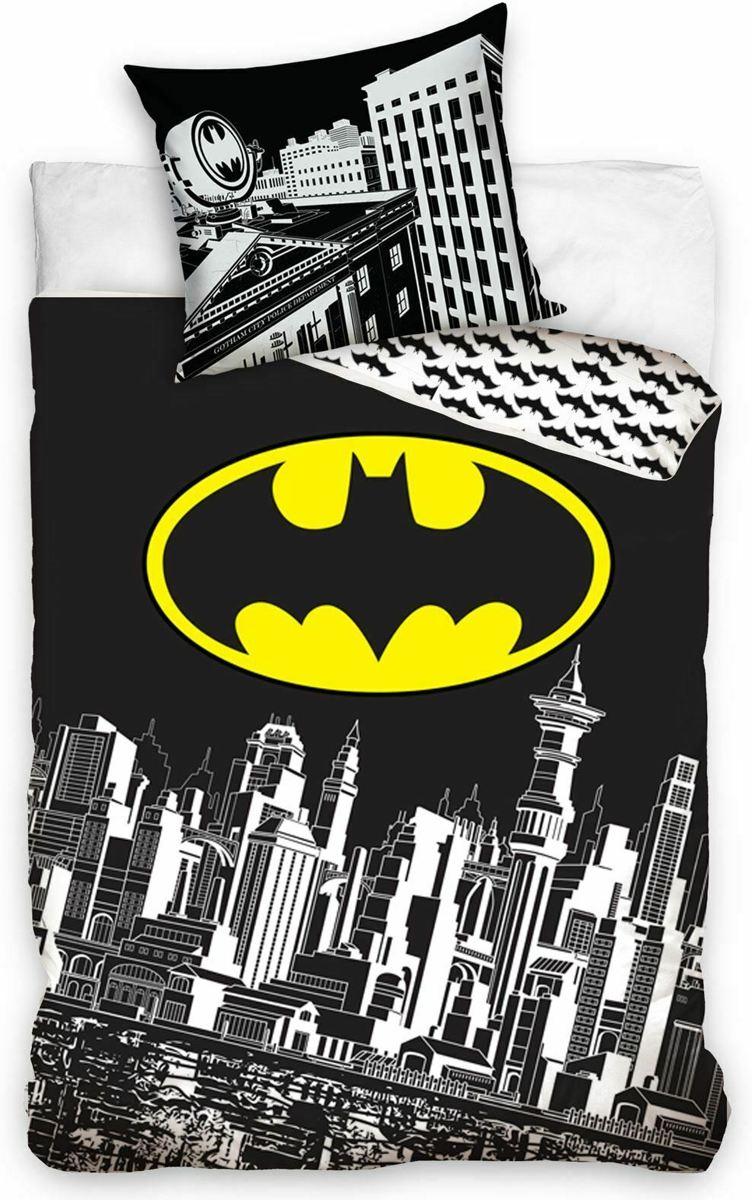 Batman Dekbedovertrek 140x200 Katoen kopen