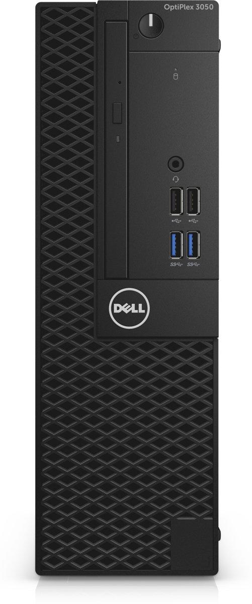DELL OptiPlex 3050 3.4GHz i5-7500 SFF Zwart PC voor €381