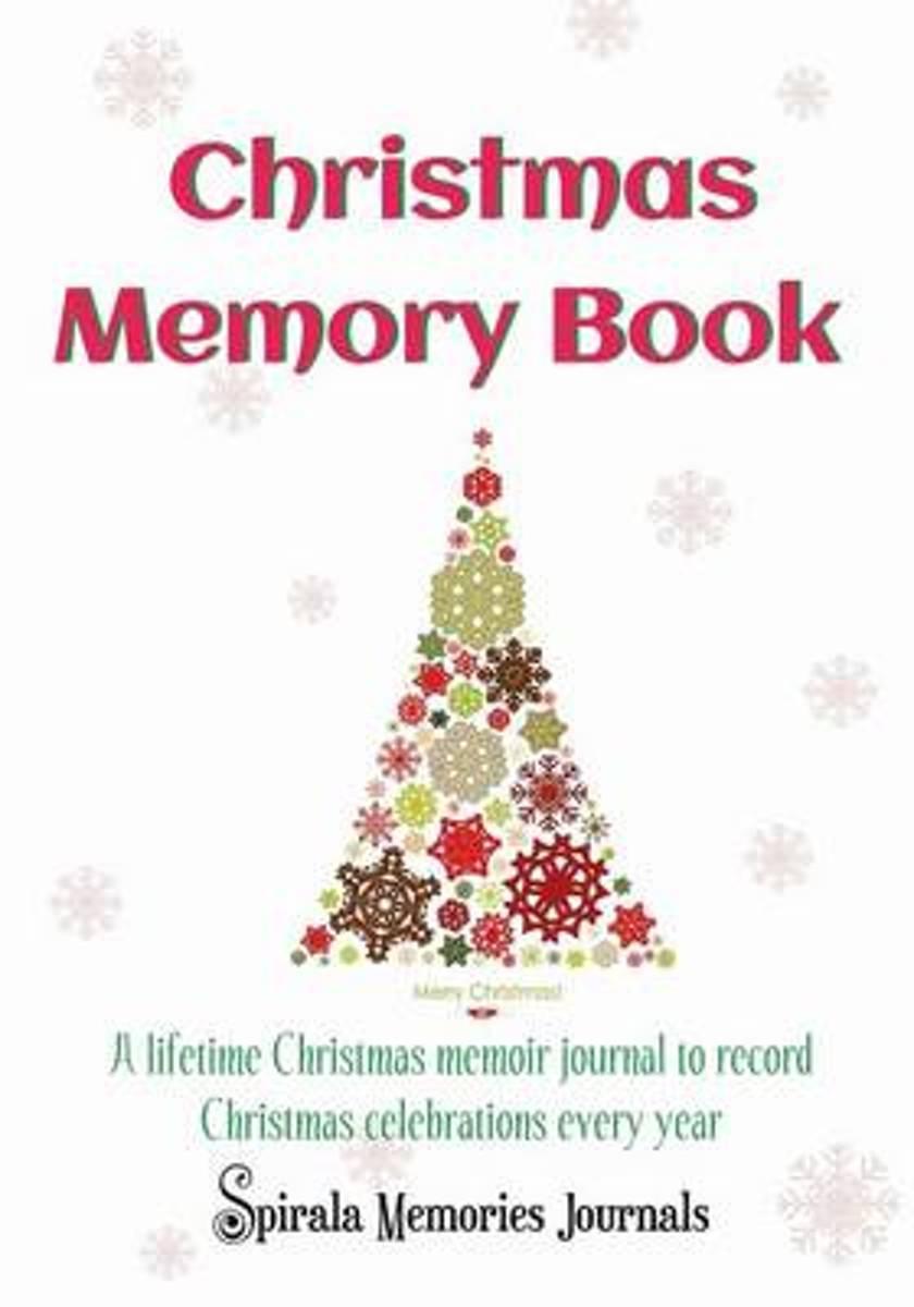 bol.com | Christmas Memory Book | 9781632873057 | Spirala Journals ...