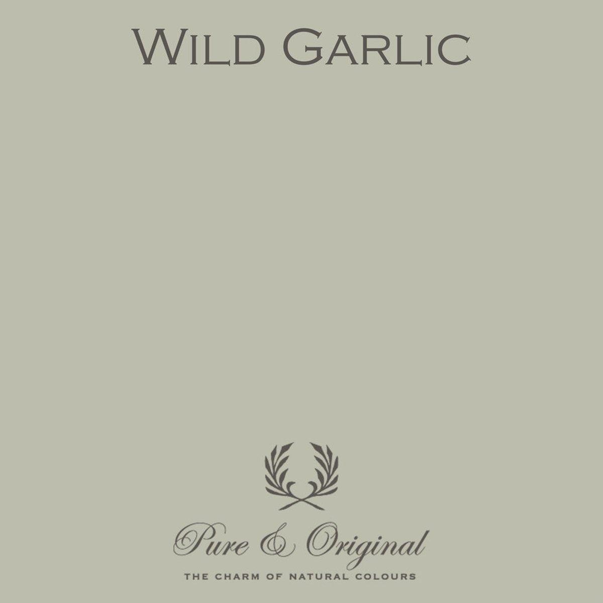 Pure & Original Fresco Kalkverf Wild Garlic 2.5 L