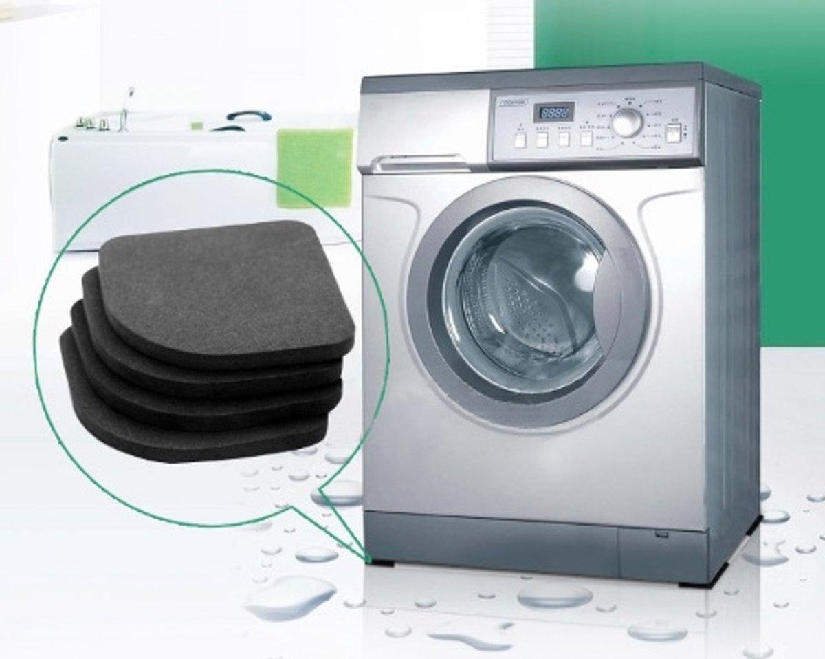 Trillingsdempers Wasmachine - 4 Stuks kopen