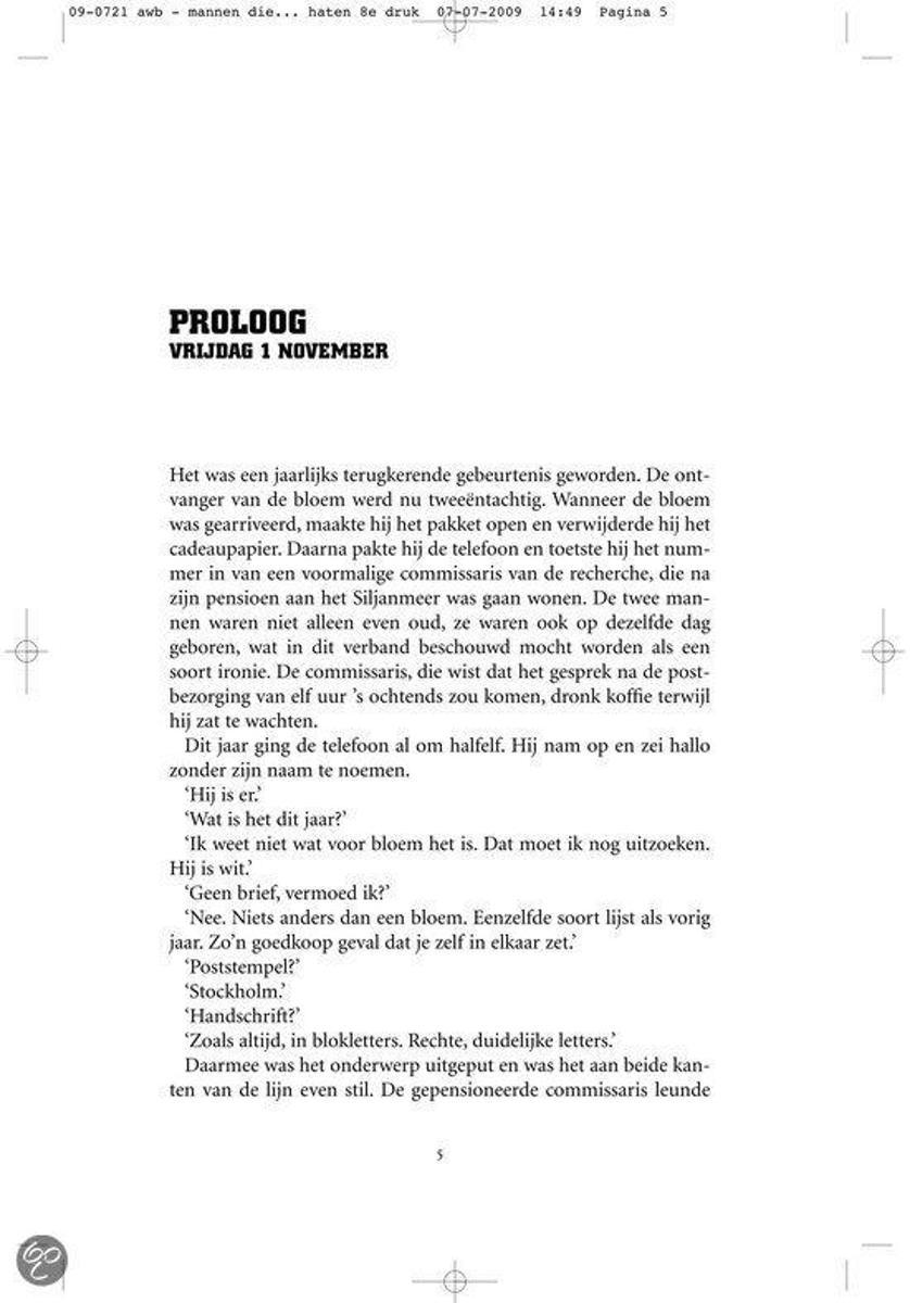 a47edc5e799 bol.com | Millennium 1 - Mannen die vrouwen haten (ebook), Stieg Larsson |  9789044962543 | Boeken